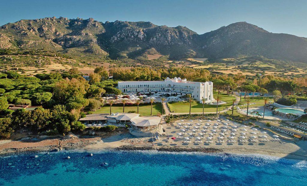 Falkensteiner Resort Capo Boi Sardinien